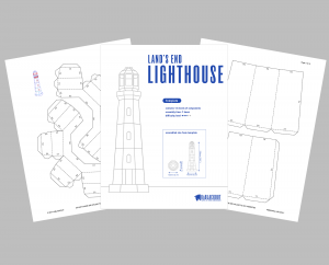 Lighthouse PDF Template image