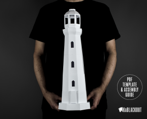 Papercraft Lighthouse images