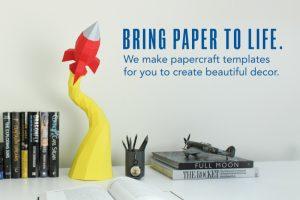 Papercraft_rocket_image