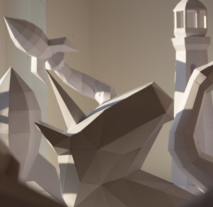 KaBlacout Papercraft Image