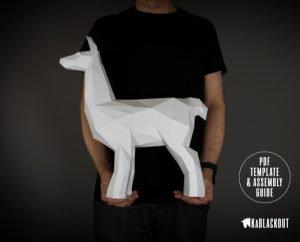 Make a Llama template