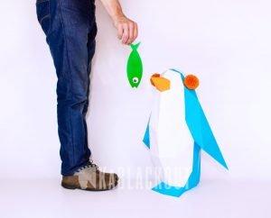 Penguin Template XL